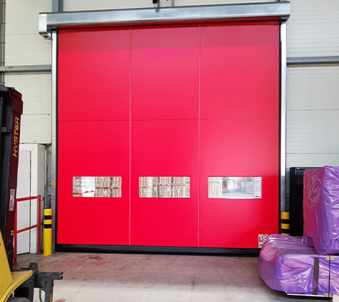 HIGH SPEED DOORS   Loading Systems