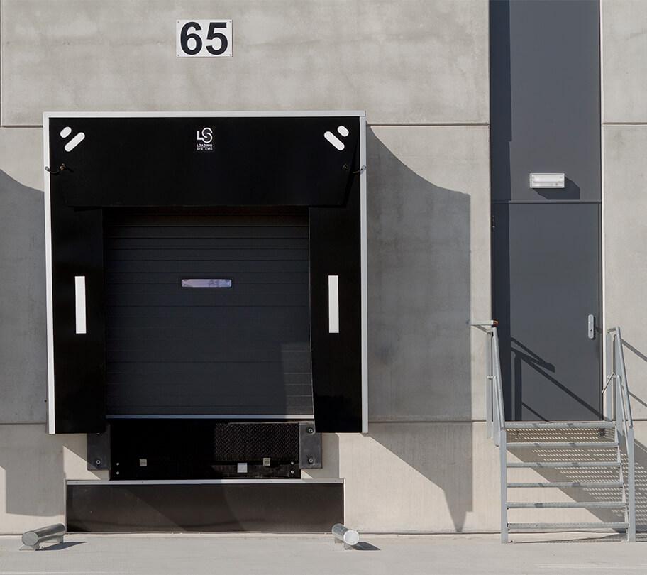 Loading Systems Dock Deuren