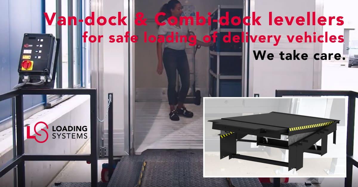 Van-Dock Leveller solutions