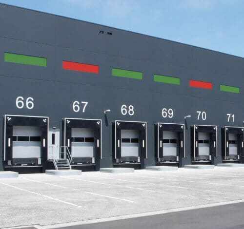 Loading systems industriedeuren helpen met energie besparingen