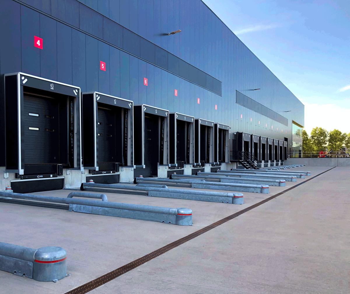 Zajistěte bezpečnost pomocí zádržného systému vozidla Loading Systems 505NG s automatickým zajištěním koll