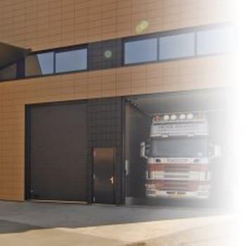 Een overheaddeur van Loading Systems helpt u met besparen op het lange termijn