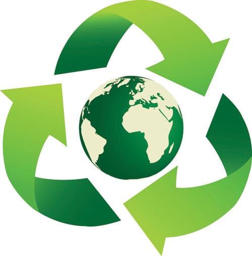 Anfahrpuffer mit diesem Symbol werden umweltfreundlich hergestellt.