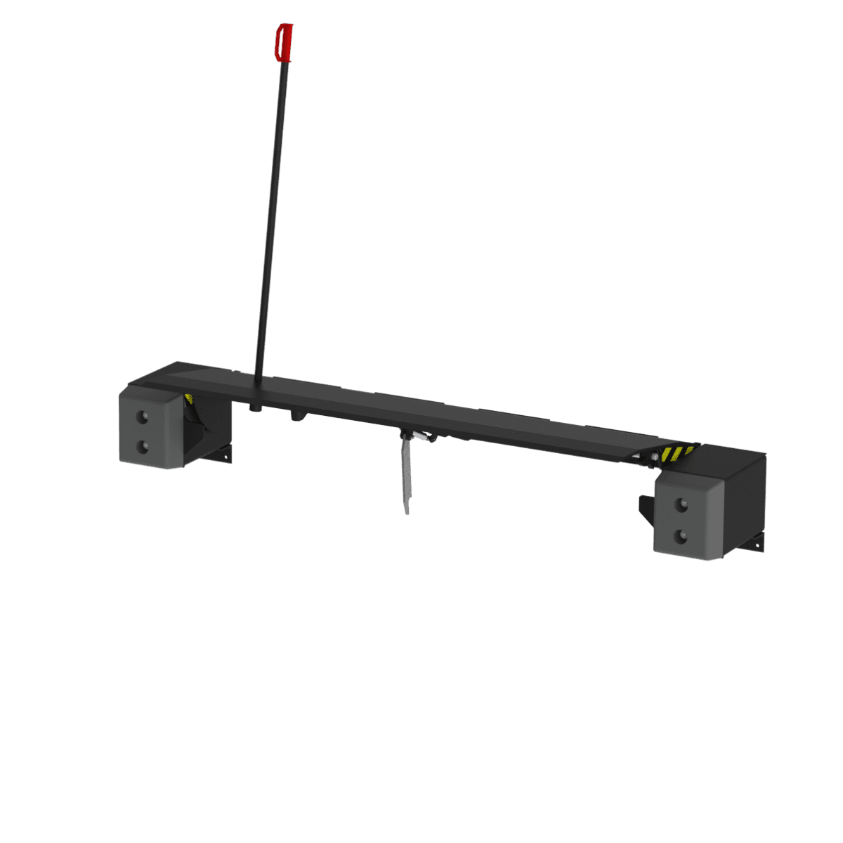 manual mini dock leveller