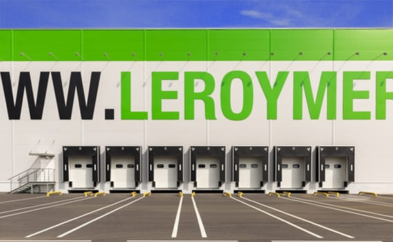 Leroy Merlin Loading Systems