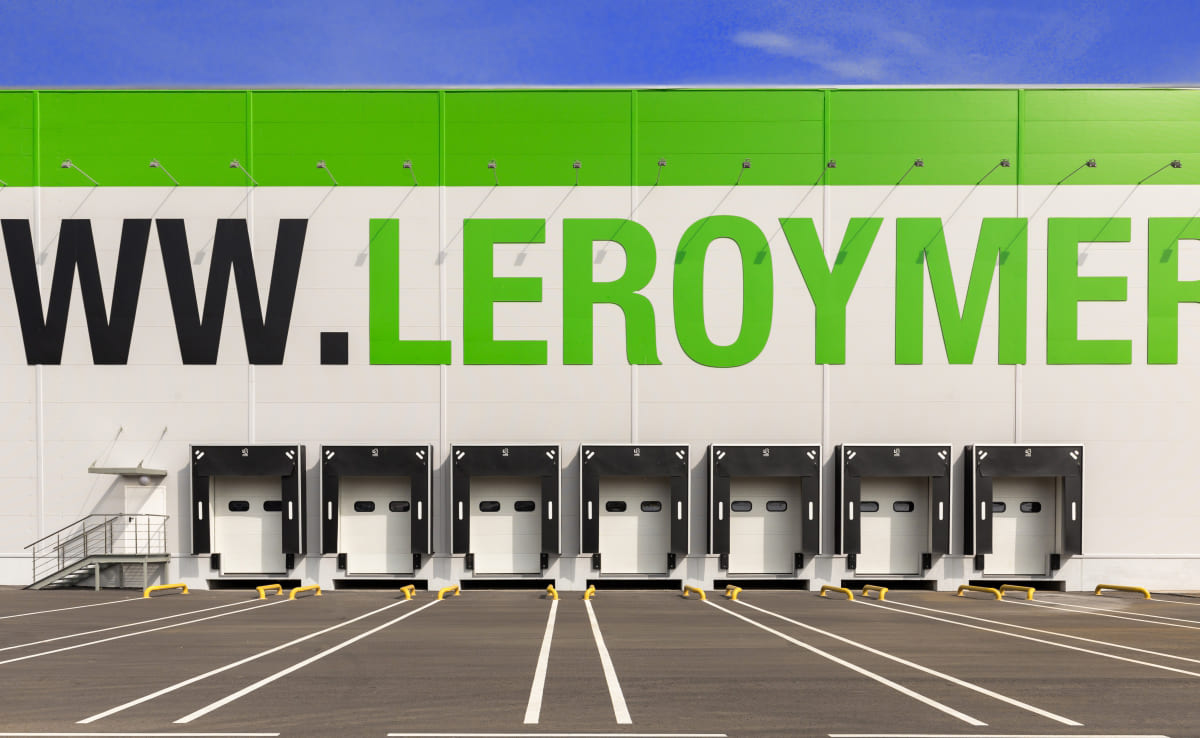 Leroy merlin loading systems for Coprigradini leroy merlin