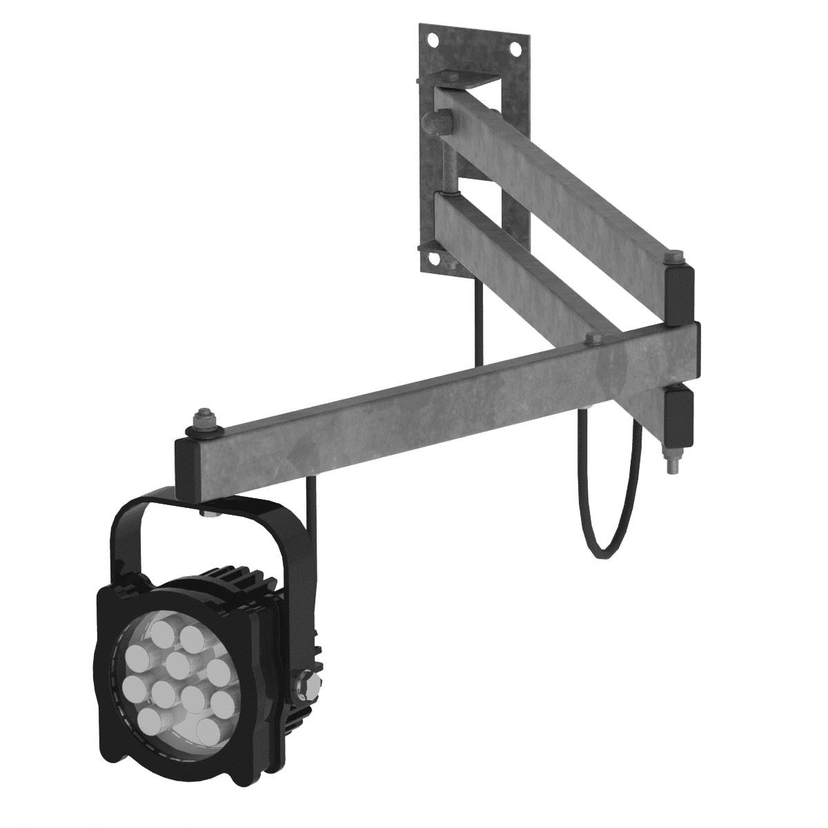 Dock Lights Loading Systems